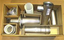 Toyotomi Adjustable Direct Vent Kit 20476440. Oil Boilers from Toyotomi OM-180 OM-122 OM-124 & OM-148