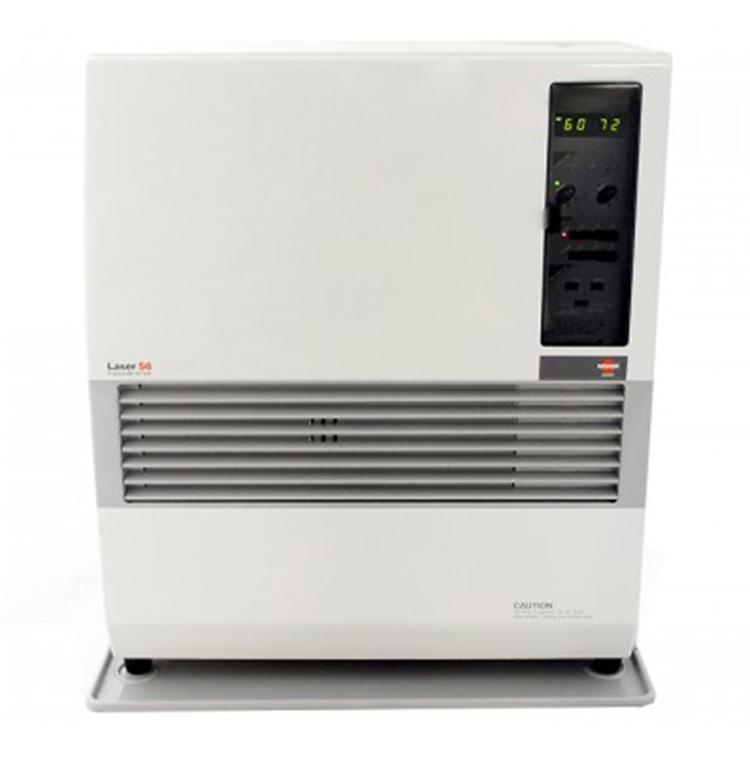 Toyostove Laser Direct Vent Oil Kerosene Heater 22 000 Btu