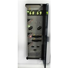 Toyotomi ToyoStove Laser Direct Vent Oil Kerosene Heater 40000 BTU LASER 730 Side View