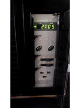 Toyotomi ToyoStove Laser Direct Vent Oil Kerosene Heater 40000 BTU - LASER 730GR Side View with control panel