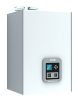 Triangle Tube Prestige Excellence Combination Condensing Boiler With Trimax Controller - Natural Gas - PTE110-NG