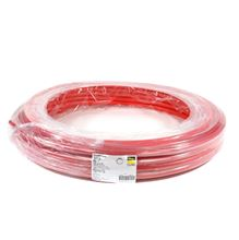 Viega 1/2 inch by 100 foot roll of Viega Plumbing PEX Tubing Red - 32121