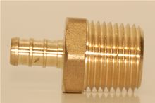 Viega 3/8 inch Crimp by 1/2 inch MPT - BIN 2275 - 46302