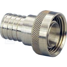 Viega 3/4 inch Brass Pex Crimp 46414