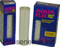 Aqua Flo Sediment Removal Replacement Cartridge - 20 Micron - WS10 - 26008