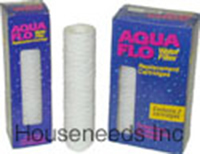 Aqua Flo Superior Sediment Removal Replacement Cartridge - 30 Micron - WSW30 - 26010