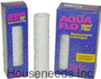 Aqua Flo Extra-Fine Sediment Removal Replacement Cartridge - 5 Micron - WSW05 - 26011