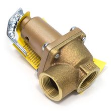 Watts Hot Water Boiler Safety Relief Valve - 3/4 Inch NPT - 650,000 BTU - 174A (0274428)