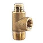 Watts Adjustable Pressure Relief Valve - 50-175 PSI - 3/4 inch - 530C-050