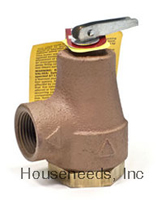 Watts Hot Water Boiler Safety Relief Valve - 3/4 INCH NPT - 550,000 BTU - 374A (0358553)