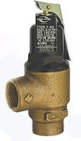 Watts Pressure Relief Valve Hot Water Boilers 3/4 inch FNPT 510,000 btu - 335 (342670)