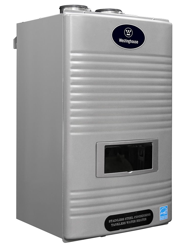 Westinghouse Condensing Wall Hung Tankless Water Heater