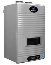 Westinghouse Condensing Wall Hung Tankless Water Heater with 199000 btu and Liquid Propane - WGRTLP199