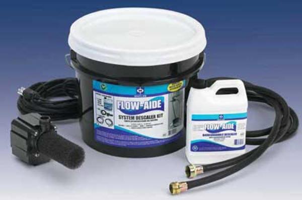Whitlam Flow Aide System De Scaler Kit Flow Kit Descaling