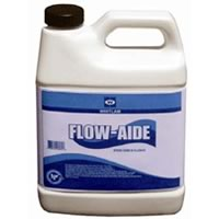 Whitlam - Flow-Aide System De-Scaler - 1 Qt Plastic Jug with Spout - FLOW32