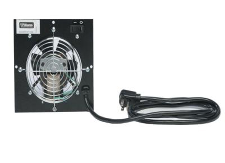 Gas Space Heaters With Blowers : Williams vent free gas heater optional blower automatic