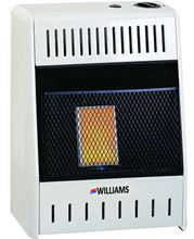 Williams Vent-Free Gas Infrared Heater 1096513