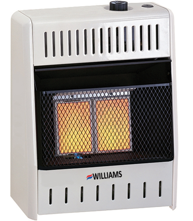Williams Vent Free 068541 Williams Ventless Infrared