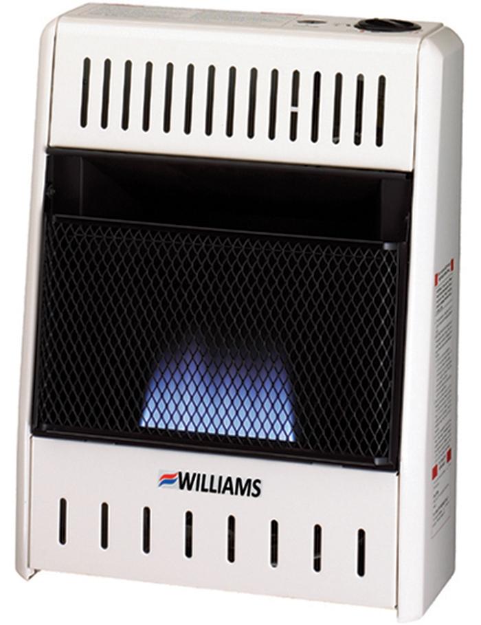 Williams Vent Free 1096543 9 Williams Ventless Gas