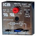 ICM Controls Delay Timer and Bypass Timer - ICM105B / ICM175B = v7925