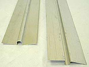 PEX Tubing Heat Transfer Plates - Stamped Aluminum Plates