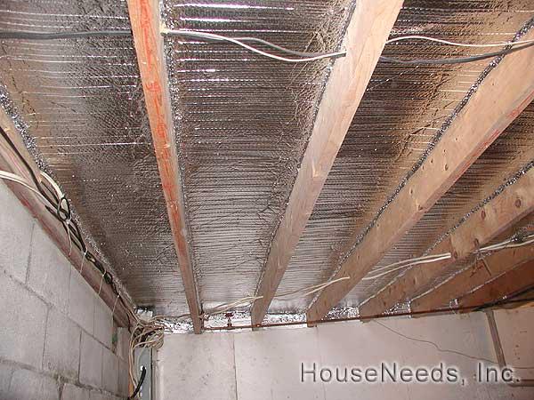 Pex Floor Radiant Heat Installing Pex Underfloor Radiant